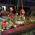 2019 Home and Garden Show - award winning Horticulture Club display.