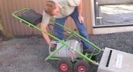 Organic Weed Control Insulated Shield Flamer: Weed Em and Reap